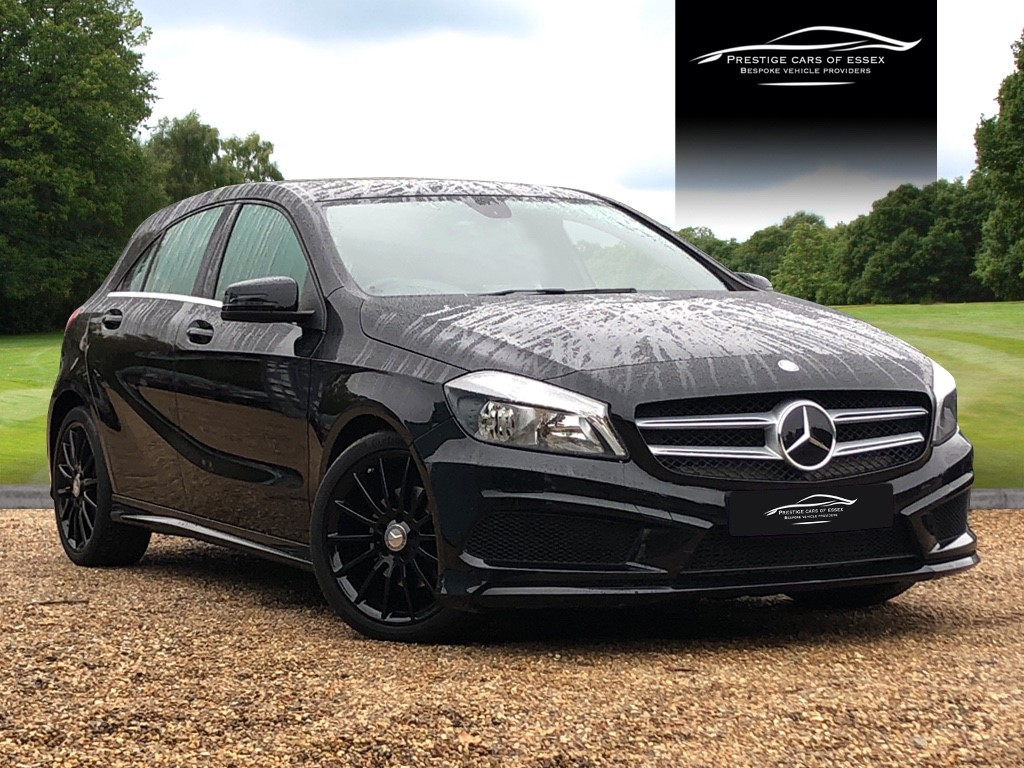 used Mercedes A180 CDI BLUEEFFICIENCY AMG SPORT in ongar-essex