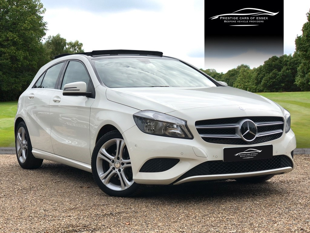 used Mercedes A200 CDI SPORT EDITION in ongar-essex