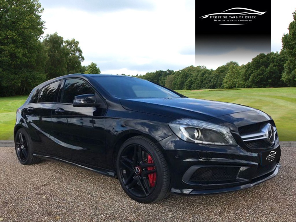 used Mercedes A45 AMG 4MATIC in ongar-essex