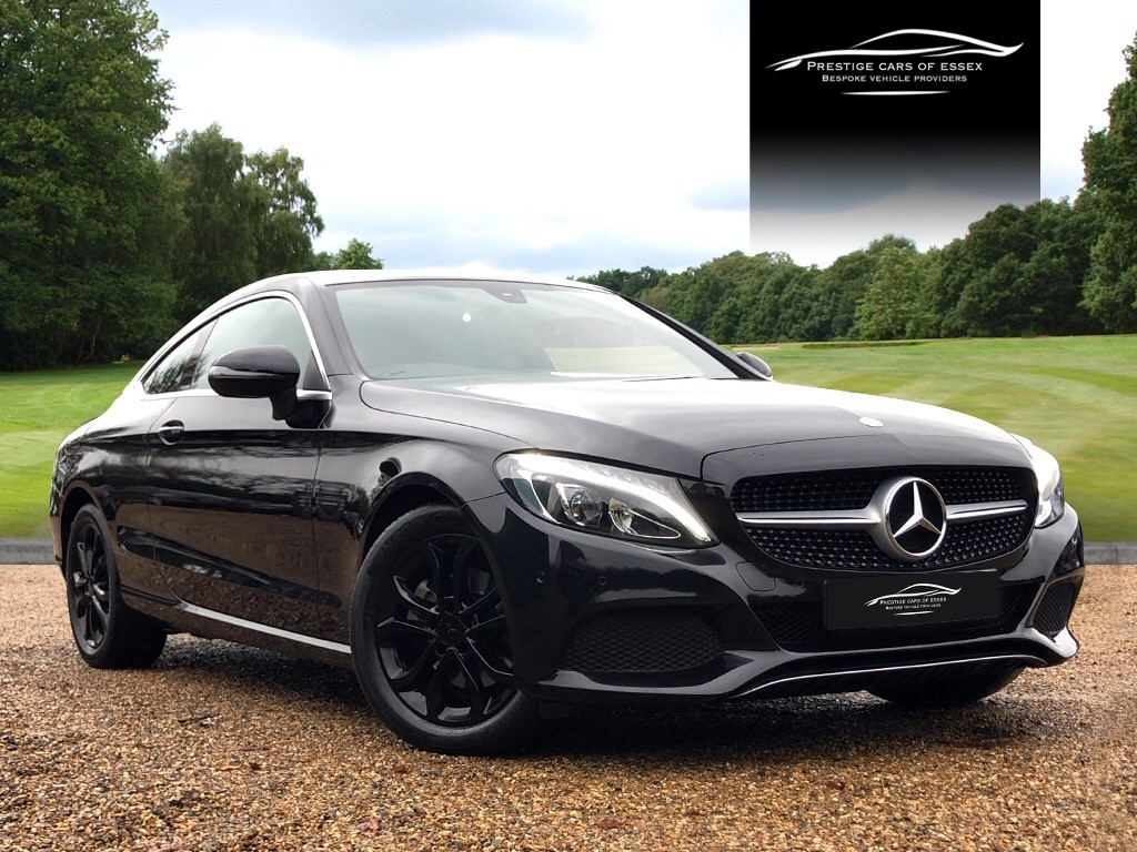 used Mercedes C200 C  SPORT in ongar-essex