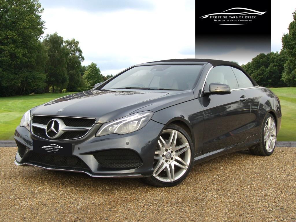 used Mercedes E350 BLUETEC AMG LINE in ongar-essex