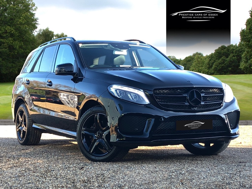 used Mercedes GLE250 GLE  D 4MATIC AMG LINE in ongar-essex