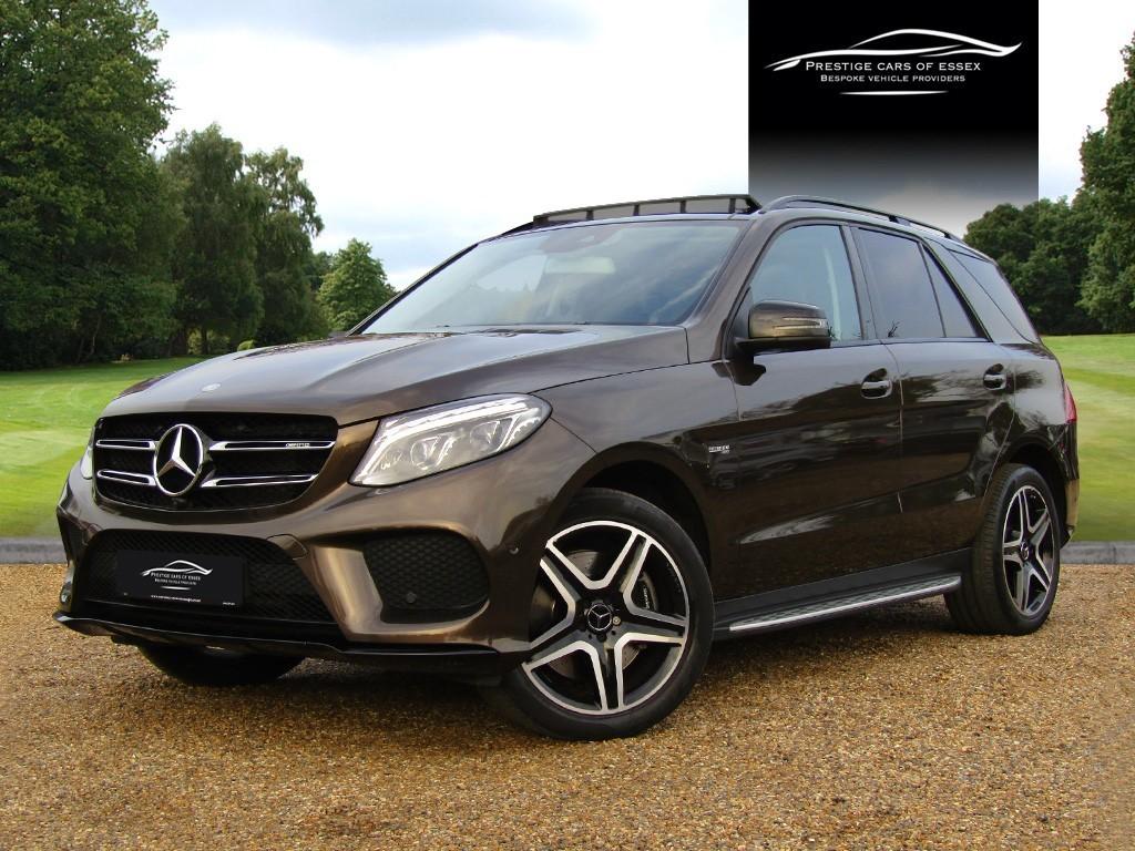 used Mercedes GLE43 AMG GLE 43 4MATIC PREMIUM in ongar-essex