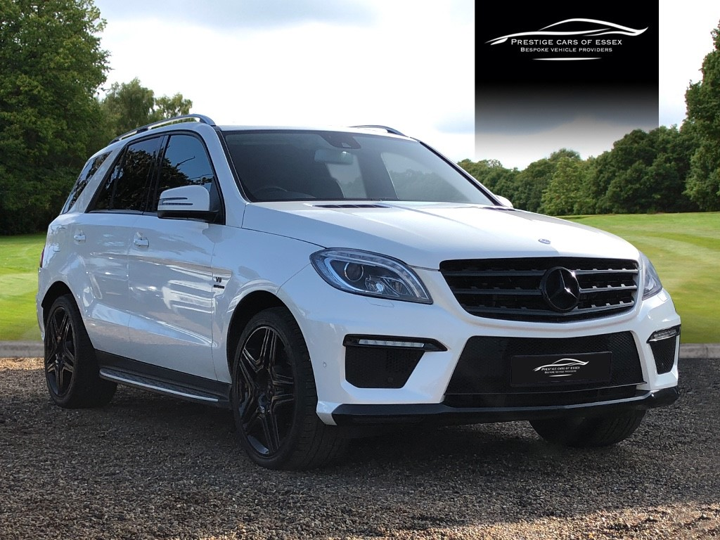 used Mercedes ML63 ML63 AMG in ongar-essex