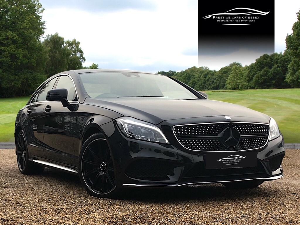 used Mercedes CLS220 CLS220 BLUETEC AMG LINE in ongar-essex