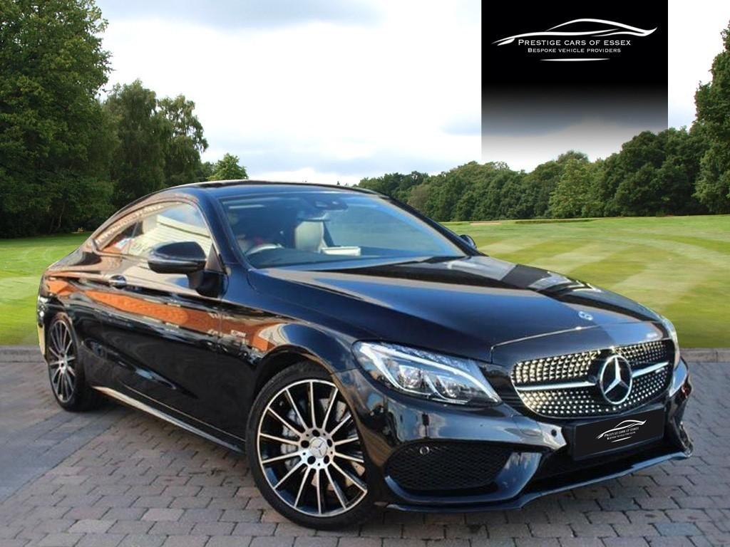 used Mercedes C43 AMG AMG C 43 4MATIC PREMIUM PLUS in ongar-essex