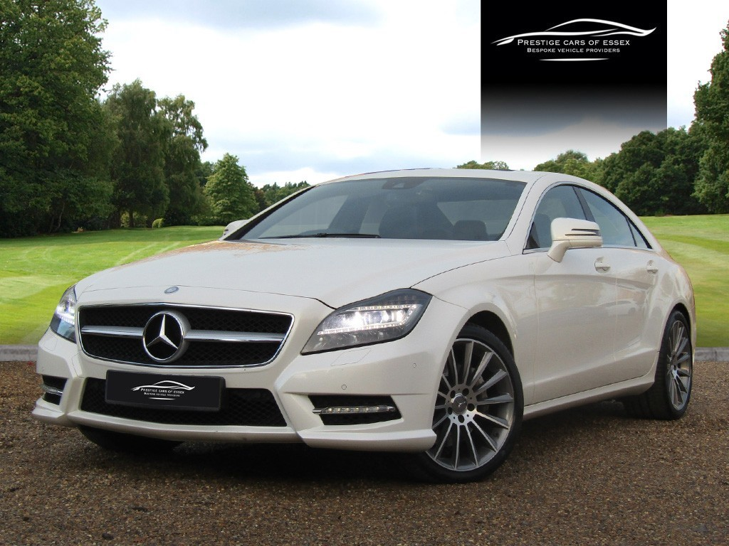 used Mercedes CLS350 CDI CLS350 CDI BLUEEFFICIENCY AMG SPORT in ongar-essex