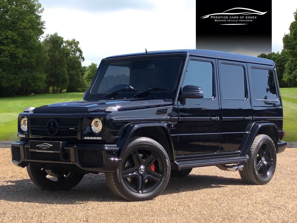 used Mercedes  G63 AMG in ongar-essex
