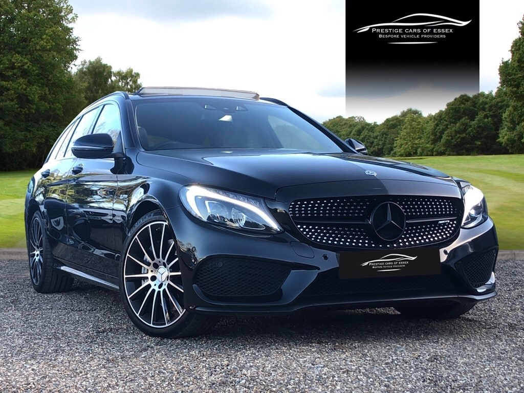 used Mercedes C43 AMG AMG C 43 4MATIC PREMIUM in ongar-essex