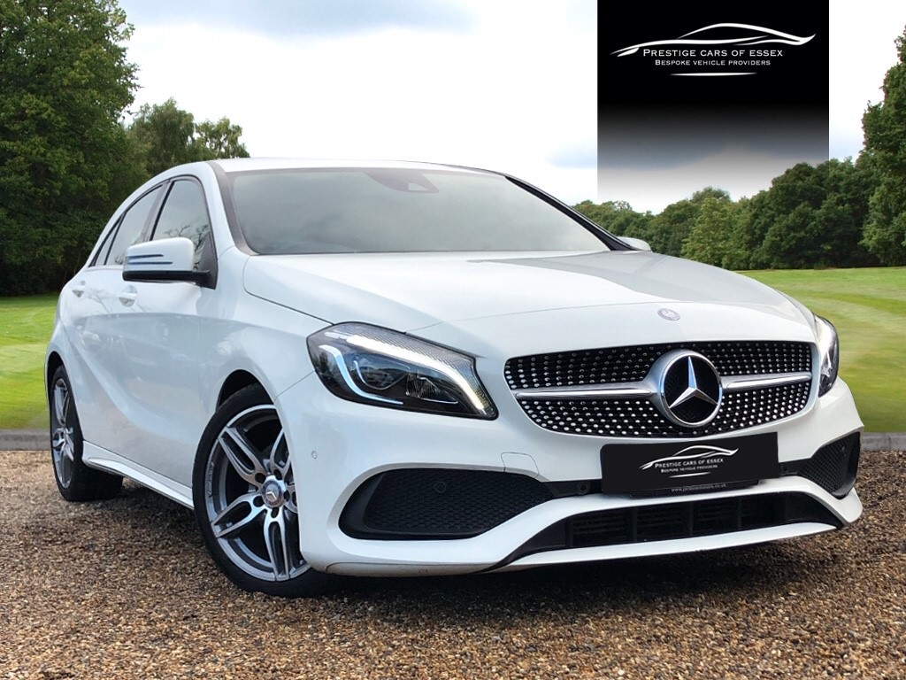 used Mercedes A180 A 180 AMG LINE PREMIUM in ongar-essex