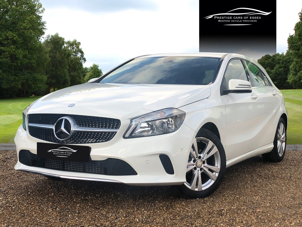 used Mercedes A180d A 180 D SPORT EXECUTIVE in ongar-essex