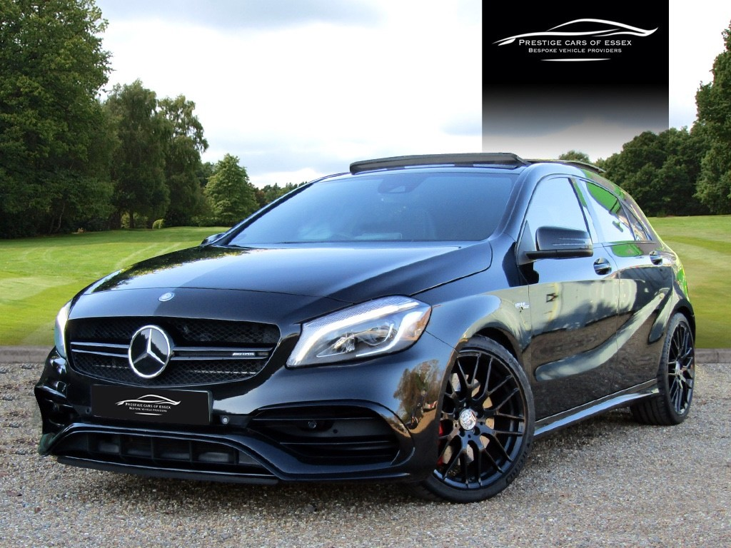 used Mercedes A45 AMG AMG A 45 4MATIC PREMIUM in ongar-essex