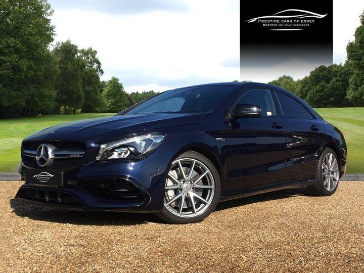 used Mercedes CLA45 AMG AMG CLA 45 4MATIC in ongar-essex