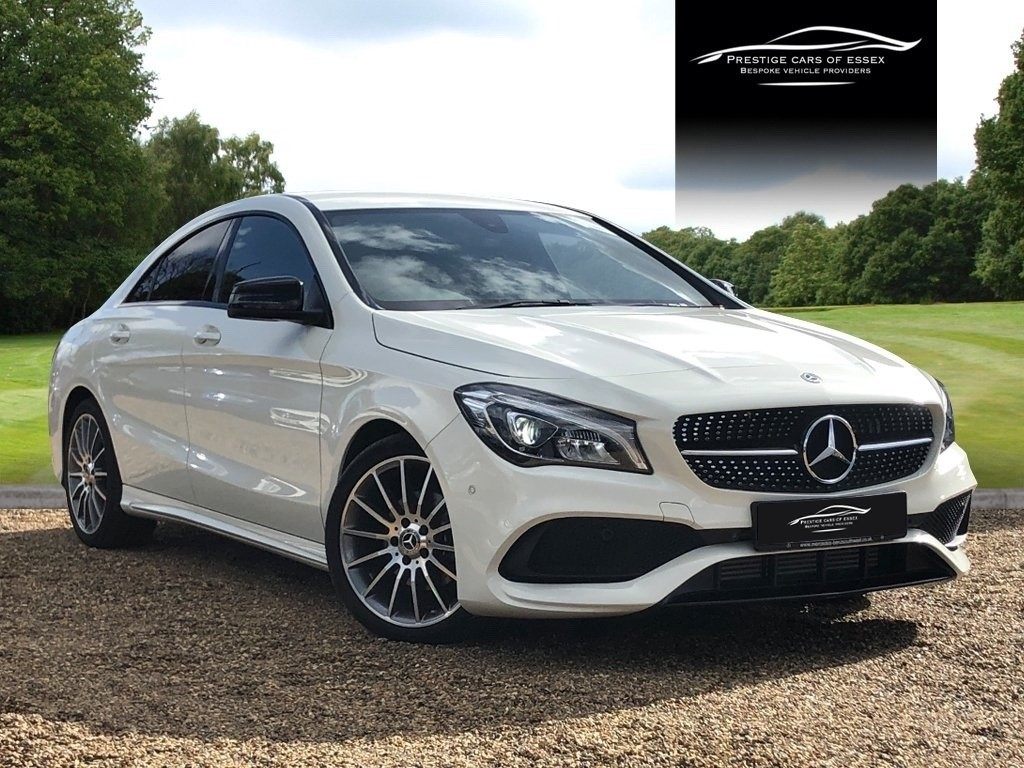 used Mercedes  CLA 180 AMG LINE in ongar-essex