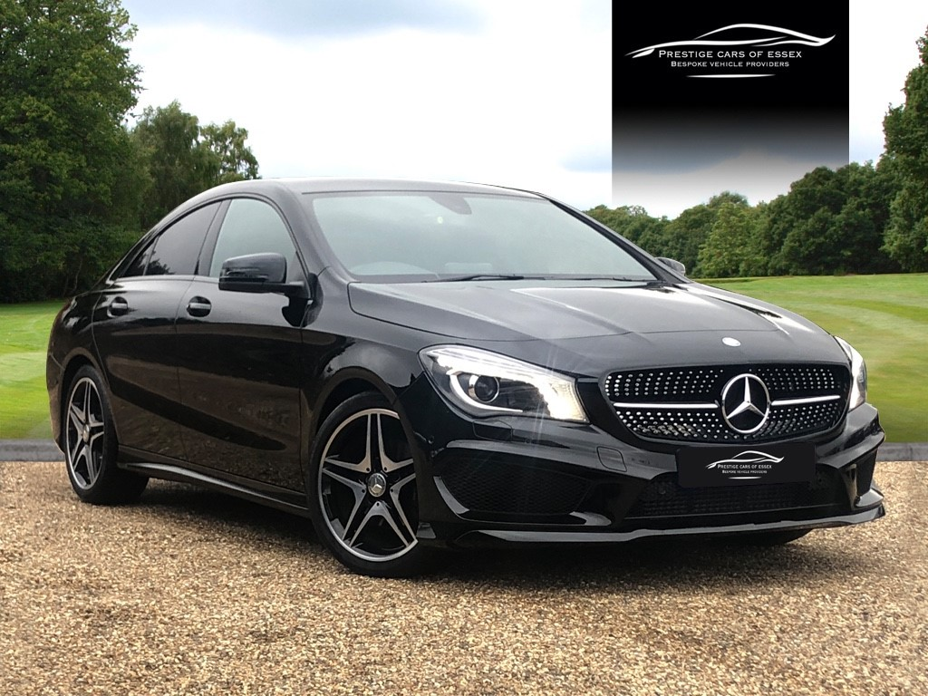 used Mercedes  CLA 180 AMG SPORT in ongar-essex