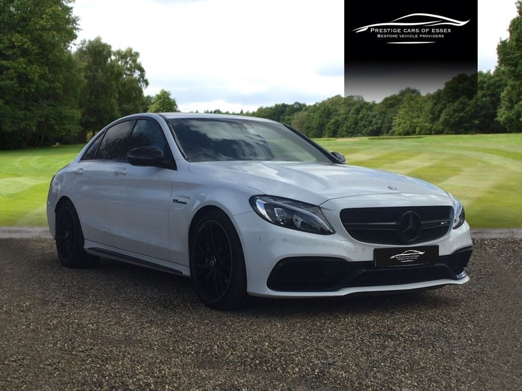 used Mercedes  AMG C 63 in ongar-essex