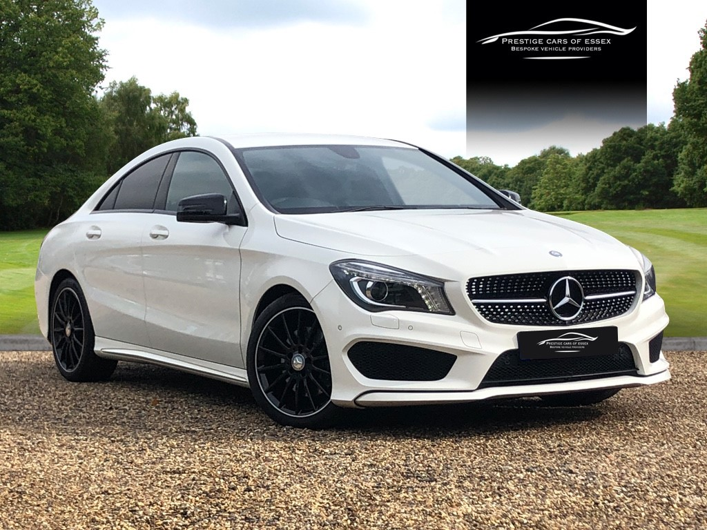 used Mercedes  CLA220 CDI AMG SPORT in ongar-essex