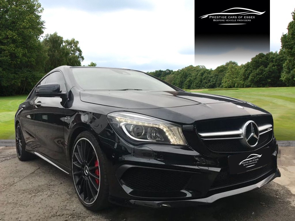 used Mercedes CLA45 AMG CLA45 AMG 4MATIC in ongar-essex
