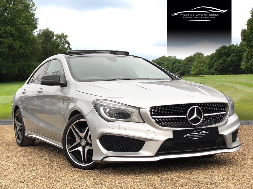 used Mercedes CLA 220 CLA220 CDI AMG SPORT in ongar-essex