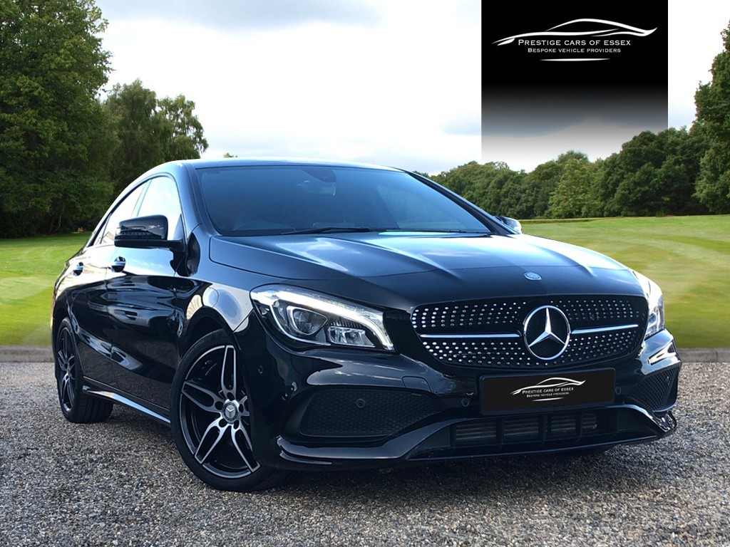 used Mercedes CLA180 CLA 180 AMG LINE in ongar-essex