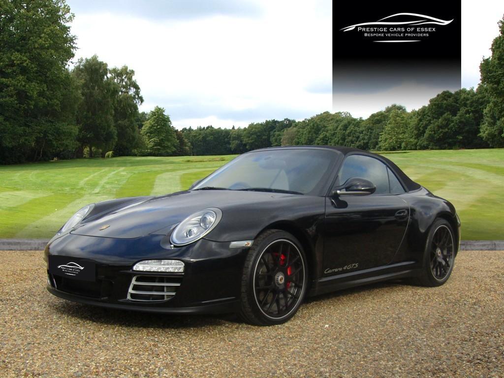 used Porsche 911 CARRERA 4 GTS PDK in ongar-essex