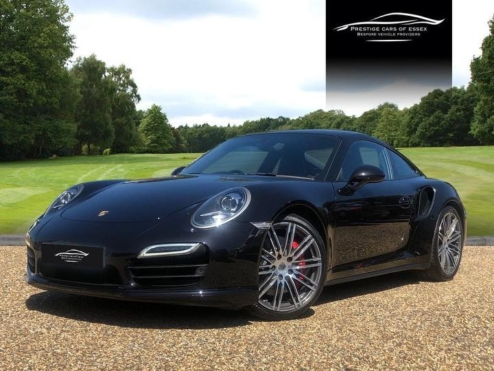 used Porsche 911 TURBO PDK in ongar-essex