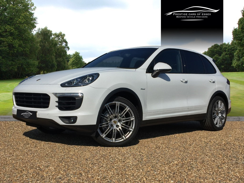 used Porsche Cayenne D V8 S TIPTRONIC S in ongar-essex