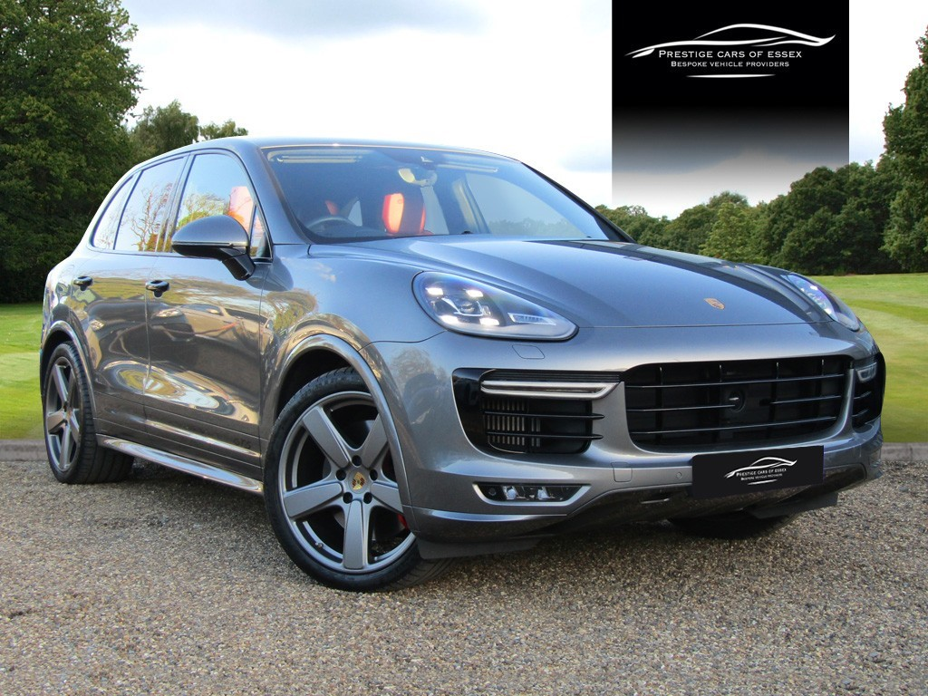 used Porsche Cayenne V6 GTS TIPTRONIC in ongar-essex
