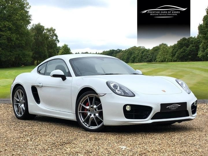 used Porsche Cayman 24V S in ongar-essex
