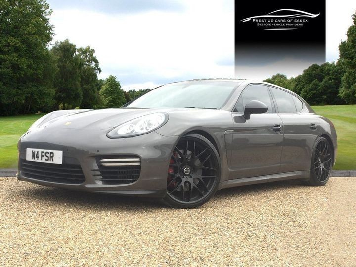 used Porsche Panamera V8 TURBO PDK in ongar-essex