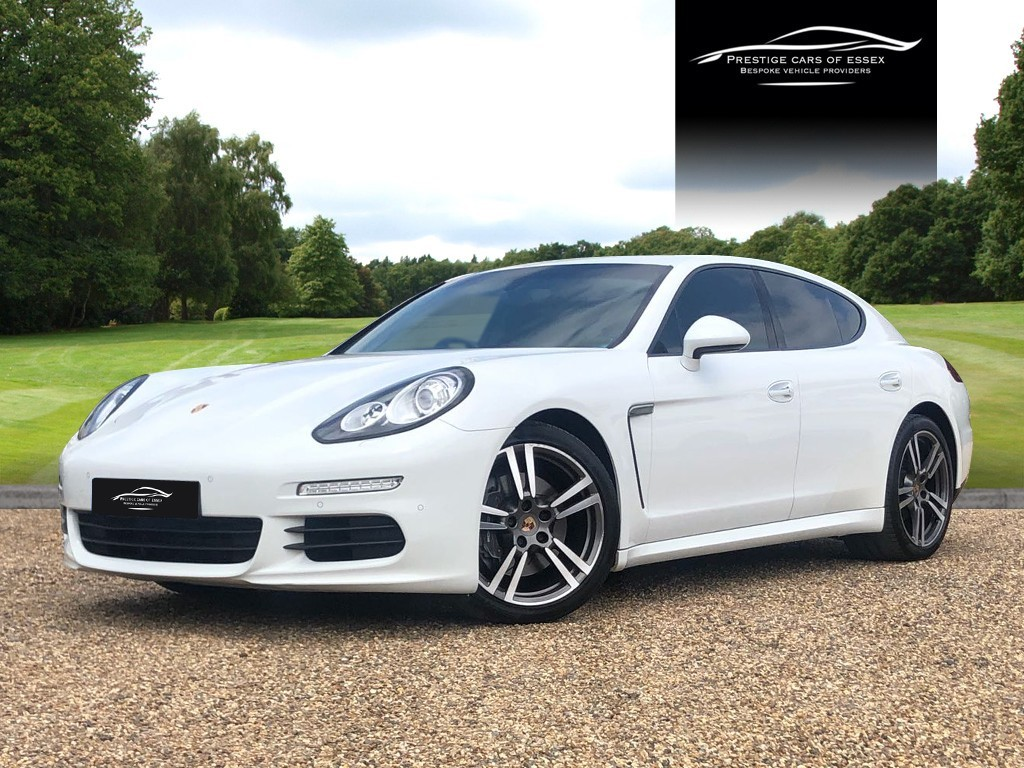 used Porsche Panamera D V6 TIPTRONIC in ongar-essex