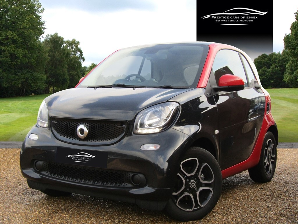 used Smart Car Fortwo Coupe PRIME PREMIUM in ongar-essex