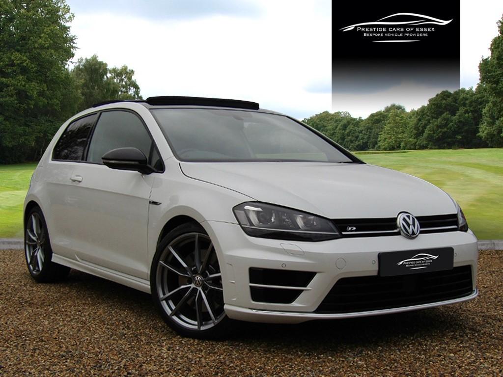 used VW Golf R DSG in ongar-essex