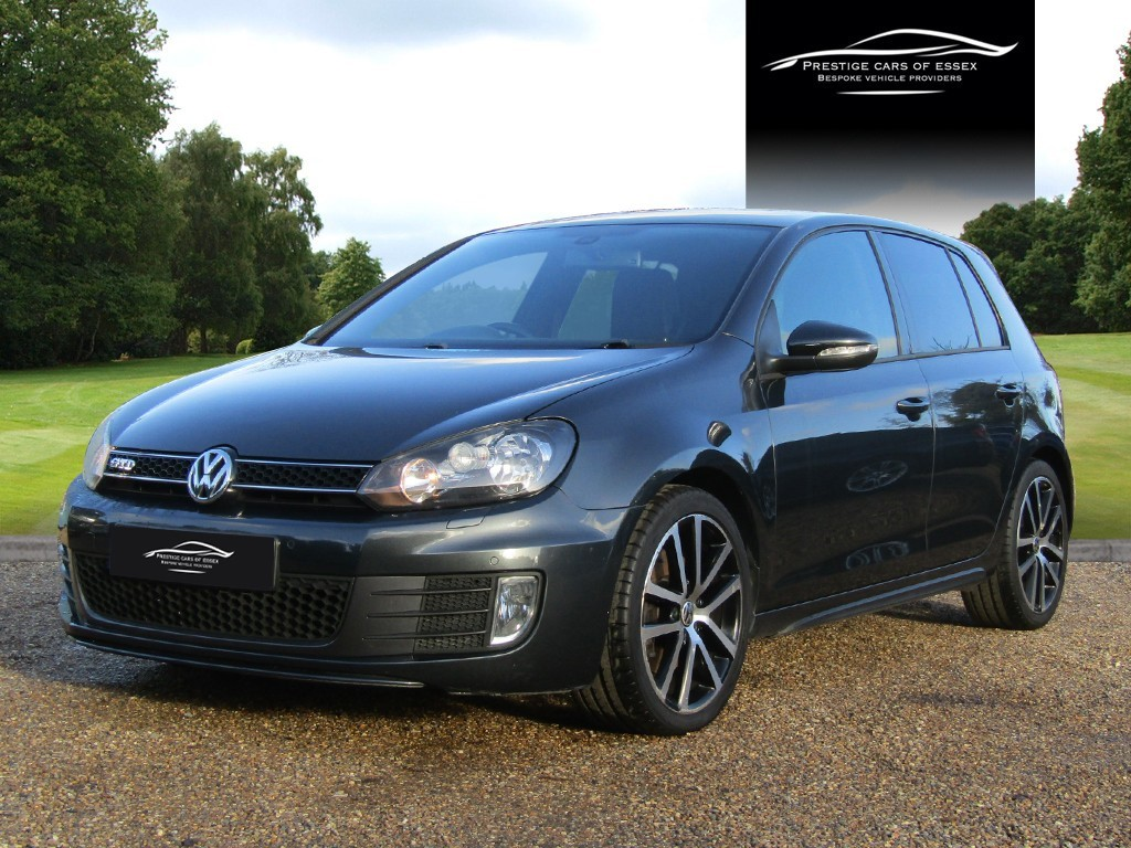 used VW Golf GTD DSG in ongar-essex