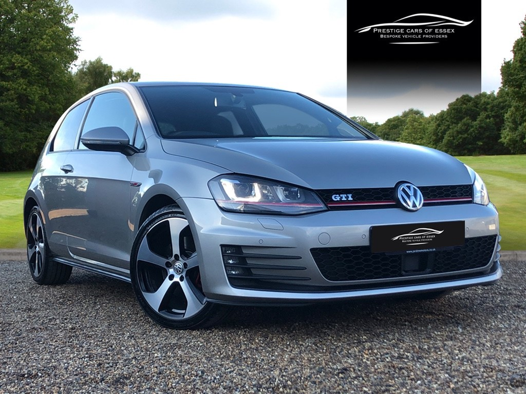 used VW Golf GTI LAUNCH in ongar-essex