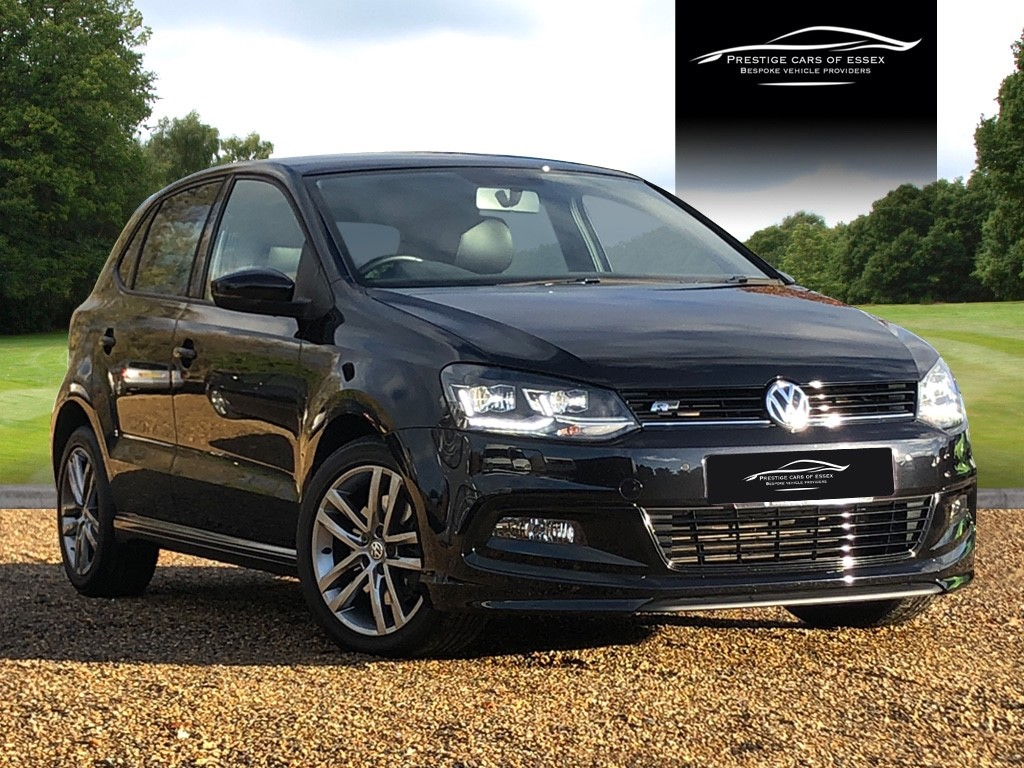 used VW Polo R LINE TSI DSG in ongar-essex
