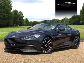 Aston Martin Vanquish for sale