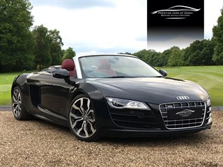 Audi R8 for sale