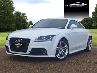 Audi TT for sale