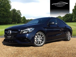 Mercedes CLA45 AMG for sale
