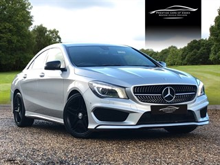 Mercedes CLA200 for sale