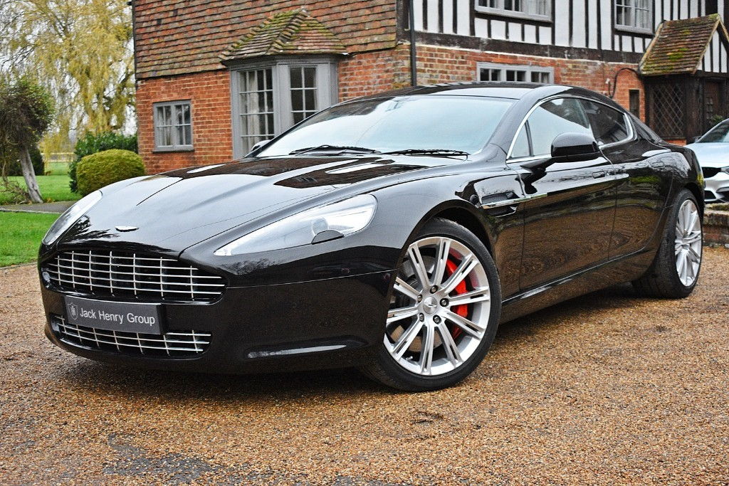 used Aston Martin Rapide Luxury Edition V12 in in-kent