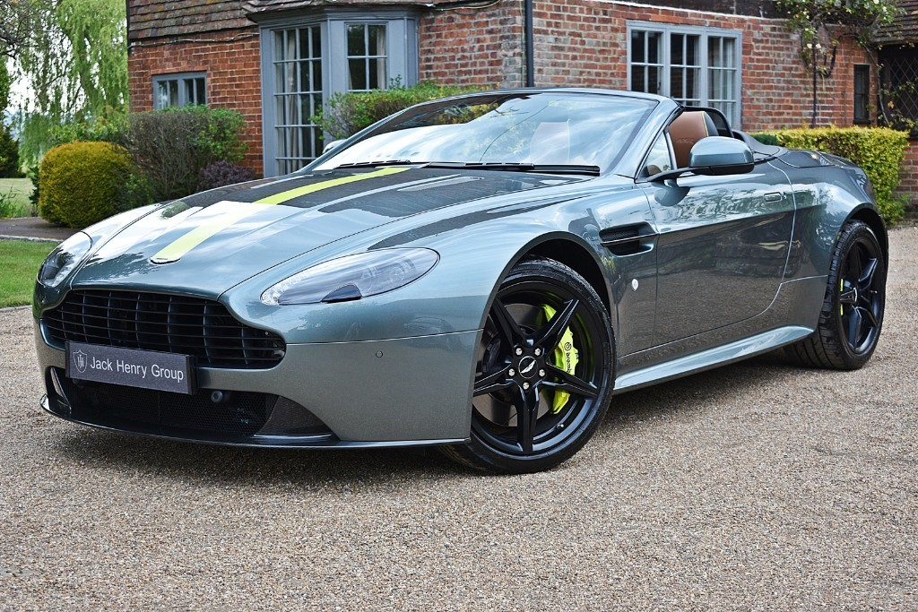 used Aston Martin Vantage AMR V8 Roadster in in-kent