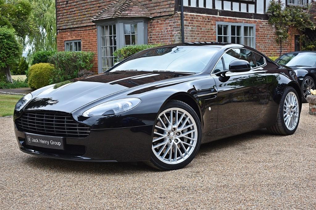 used Aston Martin Vantage V8 in in-kent