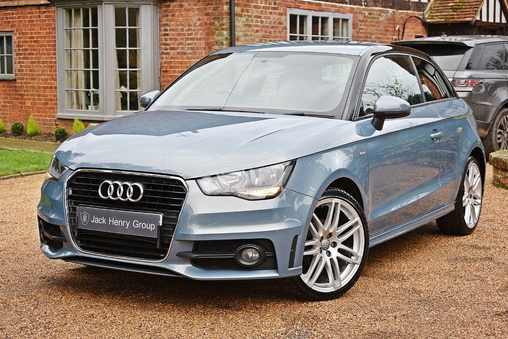 used Audi A1 TFSI S LINE in in-kent