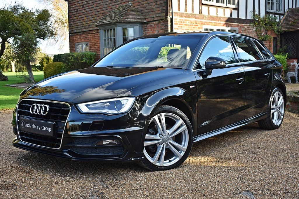 used Audi A3 TDI S LINE in in-kent
