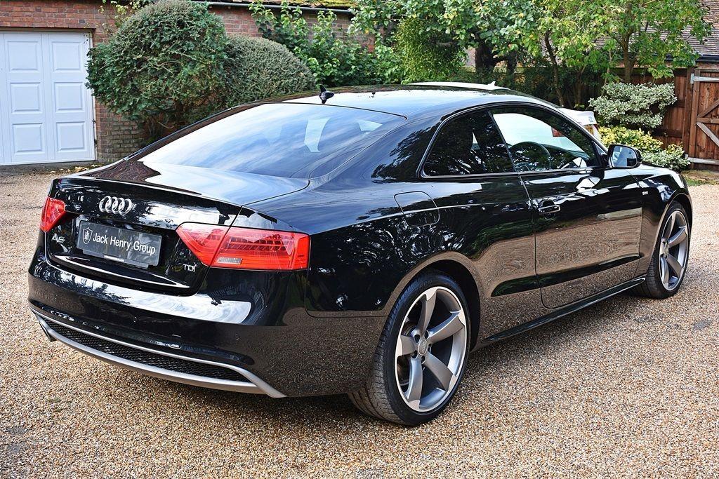 Used Black Audi A5 for Sale | Kent  Used Black Audi...