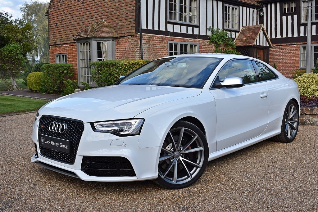 used Audi A5 RS5 FSI QUATTRO in in-kent