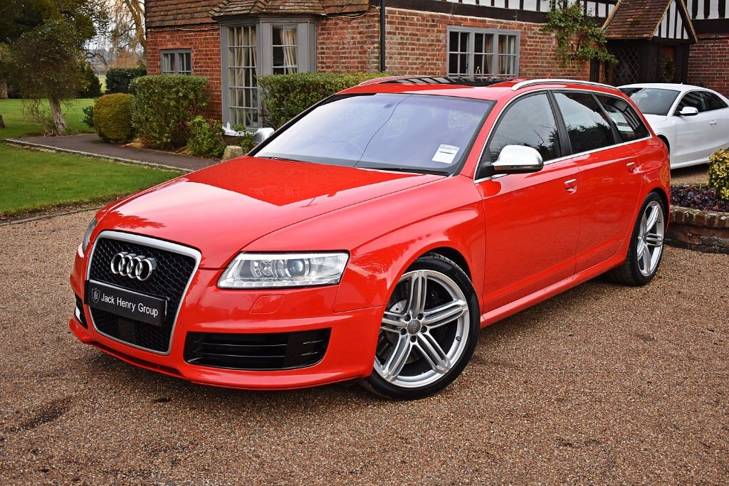 used Audi A6 RS6 AVANT QUATTRO in in-kent