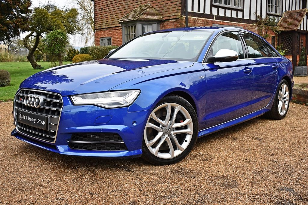 used Audi A6 S6 TFSI QUATTRO in in-kent